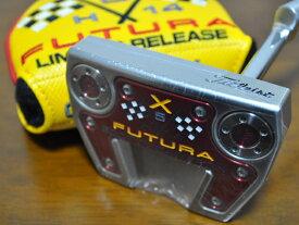 【即納】【あす楽対応】★スコッティキャメロン ホリデーフューチュラX5パター  SCOTTY CAMERON 2014年モデル HOLIDAY FUTURA X5 LIMITED PUTTER