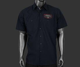 【即納】【あす楽対応】スコッティキャメロン カスタムショップショップシャツ ネービー M SCOTTY CAMERON 2019 JACKPOT JOHNNY SHOP SHIRT NAVY M 101727