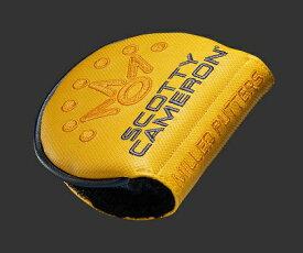【即納】【あす楽対応】スコッティキャメロン 2019 ファントムX ミッドラウンドヘッドカバー 右用 SCOTTY CAMERON PHANTOM X MID ROUND RH HEADCOVER 102105