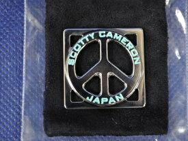 【即納】【あす楽対応】スコッティキャメロン ピースサイン ボールマーカー SCOTTY CAMERON 2014 PEACE SIGN SQUARE ROUND BALL MARKER 100539