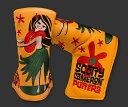 【即納】【あす楽対応】スコッティキャメロン 2020フラガールパターカバー SCOTTY CAMERON 2020 HULA GIRL HEADCOVER …