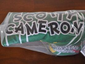 【即納】【あす楽対応】スコッティキャメロン ギャンブラー パターヘッドカバー グリーン CAMERON 2017 GAMBLER PUTTER HEADCOVER GREEN 101560