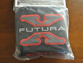 【即納】【あす楽対応】★スコッティキャメロン フューチュラX 左用ヘッドカバー プロダクト SCOTTY CAMERON 2014年モデル FUTURA X HEADCOVER BLACK LH 100520