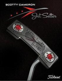 【即納】【あす楽対応】★スコッティキャメロン ホリデーニューポート2 ノッチバックパター  SCOTTY CAMERON H-2011 JET SETTER NEWPORT 2 NOCHBACK PUTTER