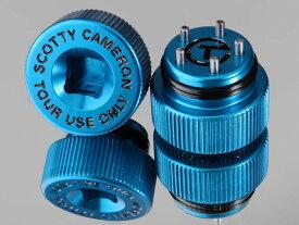 【即納】【あす楽対応】★スコッティーキャメロン アクセサリー ウェイトツール SCOTTY CAMERON CIRCLE T WEIGHT WRENCH TOOL BOMBAY BLUE 99784