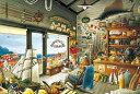 【あす楽】ジグソーパズル 1000ピース 渓川弘行 ジョー&ロイ釣具店 (50x75cm)(1000-650) アップルワン 梱80cm t101