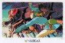 ジブリ 風の谷のナウシカ 1000ピース ジグソーパズル 風の谷のナウシカ 夜明け前 (50x75cm)(1000-229)[エンスカイ] t102