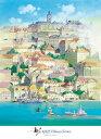 【あす楽】ジブリ 魔女の宅急便 500ピース ジグソーパズル 魔女の宅急便 海に浮かぶ町 (38x53cm)(500-267)[エンスカイ…