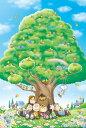 PEANUTS 300ピース ジグソーパズル PEANUTS 大きな樹 (26x38cm)(48-733)[アポロ社] t101