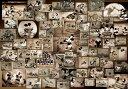 ディズニー ミッキーマウス 1000ピース ジグソーパズル ディズニー ミッキーマウス モノクロ映画コレクション(51x73.5cm)(D-1000-398)[...