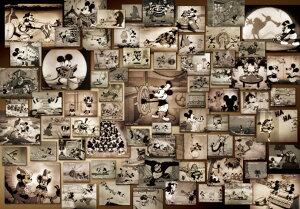 ジグソーパズル 1000ピース ディズニー ミッキーマウス モノクロ映画コレクション(51x73.5cm)(D-1000-398) テンヨー 梱80cm t101