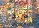 ディズニー ミッキーマウス 1000ピース ジグソーパズル 世界最小 ディズニー 夕暮れのトイショップ(29.7x42cm)(DW-1000-406)[テンヨー...