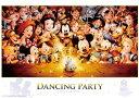 【楽天スーパーSALE】ディズニー ミッキーマウス 1000ピース ジグソーパズル ディズニー Dancing Party(51x73.5cm)(D-1000-...