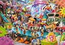 ディズニー ミッキーマウス 1000ピース ジグソーパズル ピュアホワイトジグソーパズル ディズニー ミッキーのトイファクトリー(51x73.5cm)(DP10...