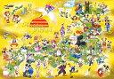 ディズニー ミッキーマウス 500ピース ジグソーパズル ディズニー ファンタスティックジャパン(35x49cm)(D-500-447)[テンヨー] t101