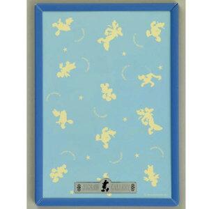【在庫あり】ジグソーパネル専用 ジグソーパネル ディズニー専用パネル 108ピース 108P用ブルー (18.2×25.7cm)(-) テンヨー 梱60cm t124