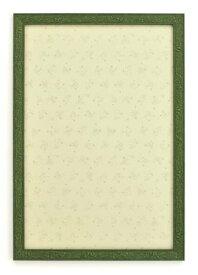 【在庫あり】ジグソーパネル専用 ジブリ作品専用パズルフレーム 1000ピース 葉っぱ(緑) (50×75cm) 10(-) エンスカイ 梱140cm t108