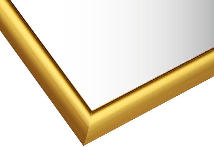【あす楽】フレーム フラッシュパネル ゴールド-103/10 (50×75cm) 10(FP103G)[ビバリー] t110