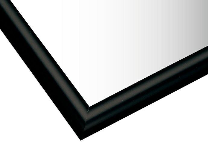 【あす楽】フレーム フラッシュパネル ブラック-107/10-T (51×73.5cm) 10-T(FP107B)[ビバリー] t109