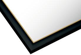 【在庫あり】ジグソーパネル専用 ゴールドモール木製パネル クロ-031/3 (26×38cm) 3(MP031K) ビバリー 梱100cm b100