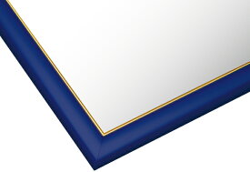 【あす楽】ジグソーパネル専用 ゴールドモール木製パネル アースブルー-103/10 (50×75cm) 10(MP103E) ビバリー 梱140cm t104