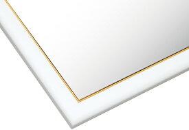 【在庫あり】ジグソーパネル専用 ゴールドモール木製パネル シロ-103/10 (50×75cm) 10(MP103H) ビバリー 梱140cm b100