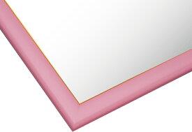 【在庫あり】ジグソーパネル専用 ゴールドモール木製パネル ピンク-031/3 (26×38cm) 3(MP031P) ビバリー 梱100cm b100