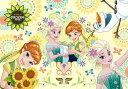 ディズニー 子供向けパズル 幼児 80ピース 子供向けジグソーパズル アナと雪の女王 エルサのサプライズ アナのすてきなバースデー チャイルドパズル(DC-80...