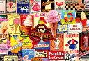 1000ピース ジグソーパズル ヴィンテージアート アイスクリーム(49x72cm)(31-438)[ビバリー] t101