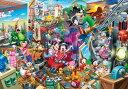 ディズニー ミッキーマウス 2000ピース ディズニー ミッキーのムービースタジオ ぎゅっとシリーズ(51x73.5cm)(DG-2000-617)[テンヨー]...