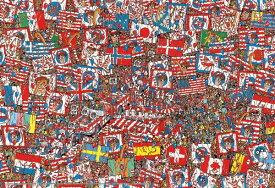 【在庫あり】ジグソーパズル 150ピース ウォーリー Where's Wally? せいだいなパーティ ラージピース(26x38cm)(L74-121) ビバリー 梱60cm b100