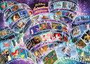 ディズニー ミッキーマウス 2000ピース ジグソーパズル ディズニー アニメーションヒストリー(73x102cm)(D-2000-618)[テンヨー] t10...