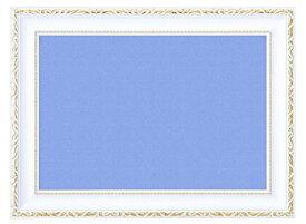 ジグソーパネル専用 パズルフレーム 木製豪華フレーム アンティークホワイト(26x38cm)(GF031H) ビバリー 梱100cm t106