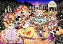 ディズニー ミッキーマウス 1000ピース ジグソーパズル ディズニー ナイトウエディング ドリーム 光るジグソー(51x73.5cm)(D-1000-457)...