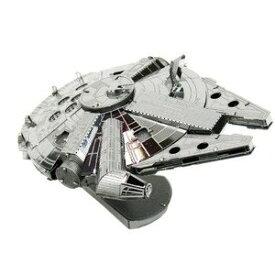 【あす楽】ジグソーパズル メタリックナノパズル STAR WARS スターウォーズ ミレニアムファルコン(W-MN-008) テンヨー 梱60cm t105