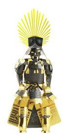 【あす楽】ジグソーパズル メタリックナノパズル マルチカラー 鎧 豊臣秀吉 (T-ME-002M) テンヨー 梱60cm t105