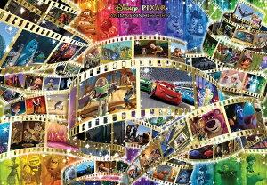 【在庫あり】ジグソーパズル 1000ピース ディズニー ピクサー アニメーションヒストリー(51x73.5cm) (D-1000-473) テンヨー 梱80cm t100