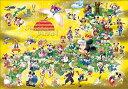 ディズニー ミッキーマウス 2000ピース ジグソーパズル ディズニー ファンタスティック ジャパン(73x102cm) (D-2000-605)[テンヨー] ...