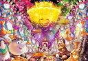 ディズニー 美女と野獣 1000ピース ジグソーパズル 美女と野獣 ビー・アワー・ゲスト(51x73.5cm) (D-1000-463)[テンヨー] t102