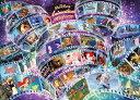 ディズニー オールキャラクター 4000ピース ジグソーパズル ディズニーアニメーションヒストリー(102x146cm)(D-4000-565)[テンヨー] t...