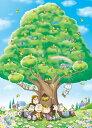 PEANUTS 1000ピース ジグソーパズル パズルの超達人 PEANUTS 大きな樹 ベリースモールピース(38x53cm) (29-501)[エポック社]...