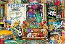 1000ピース ジグソーパズル エイミー・スチュアート オープンブック ニューヨーク(50x75cm)(1000-808)[アップルワン] t103