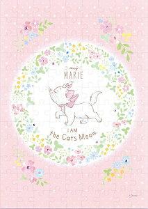 ジグソーパズル 108ピース ディズニー Disney Marie (ディズニー マリー)?milky pink? (18.2x25.7cm) (72-008) エポック社 梱60cm t103