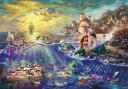 【在庫あり】ジグソーパズル 1000ピース ディズニー リトル・マーメイド THE LITTLE MERMAID(51x73.5cm) (D-1000-489)…