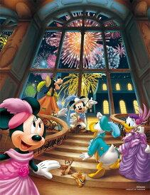 ジグソーパズル 300ピース ディズニー 花火のパーティ パズルプチ2ライト (16.5x21.5cm)(42-45) やのまん 梱60cm t102