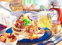 ジグソーパズル 1000ピース ディズニー チップとデール あま〜い誘惑 ピュアホワイト(51x73.5cm) (DP-1000-030) テン…