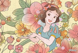 【あす楽】ジグソーパズル 70ピース ディズニー Royal Floral(白雪姫) パズルデコレーション(10x14.7cm) (70-019) エポック社 梱60cm t102