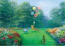 【あす楽】ジグソーパズル 1000ピース ディズニー くまのプーさん レスキュイング ピグレット (51x73.5cm) (D-1000-03…