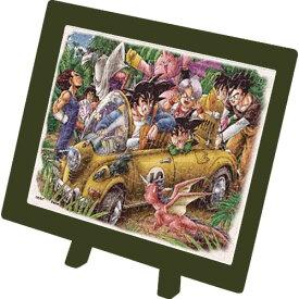 【在庫あり】ジグソーパズル 150ピース ドラゴンボール ジャングルドライブ まめパズル フレームセット(7.6×10.2cm)(MA-22) エンスカイ 梱60cm t100