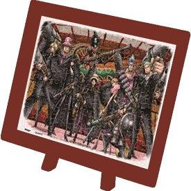 ジグソーパズル 150ピース ワンピース いざ!決戦の舞台へ まめパズル フレームセット(7.6×10.2cm)(MA-30) エンスカイ 梱60cm t102